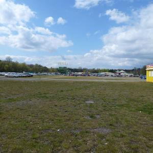Flughafen Tegel /Festplatz Saatwinkler Damm